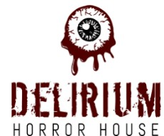 logo Horror House Delirium
