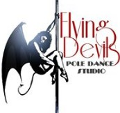 logo Flying Devils Pole Dance Studio