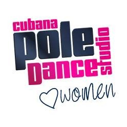 logo CUBANA Pole Dance Studio